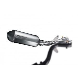 Delkevic slip-on kit X-Oval Titanium 260mm - MT-10 (2016-2020)