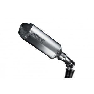 Delkevic slip-on kit X-Oval Titanium 260mm - Hyperstrada/Hypermotard 821 939 13-18