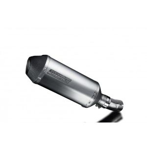 Delkevic slip-on kit X-Oval Titanium 260mm - CB1000R NEO 2018-19