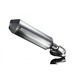 Delkevic slip-on kit X-Oval Titanium 343mm - RSV4 1000R/FACTORY 2009-2014