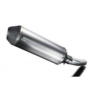 Delkevic slip-on kit X-Oval Titanium 343mm - Sprint 955i ST (1998-2005)