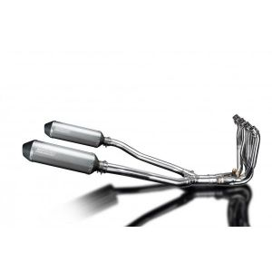 Delkevic volledig systeem X-Oval Titanium 343mm - GTR1400 (2007-2020)