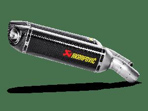 Akrapovic Slip-on Line (Carbon) 1098 / 1098S Ducati 1098 / 1098S 2007-2008
