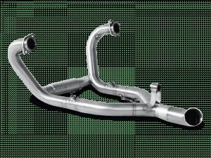 Akrapovic Optionele bochtenset (RVS) BMW R NINET 2014-2016