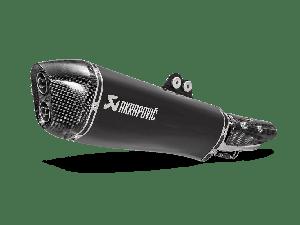 Akrapovic Slip-on Line (RVS) Kymco AK 550 2017-2020