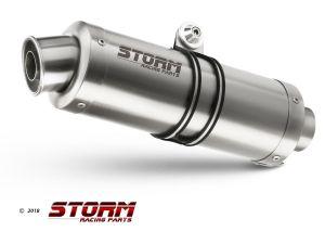Storm uitlaat GP Rond voor X-ADV 750 2017 >