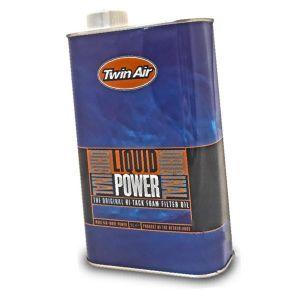 Luchtfilterolie TwinAir 1 liter voordeelverpakking