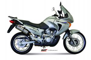 MIVV Slip-On SUONO RVS HONDA XLV 650 TRANSALP 2005-2007