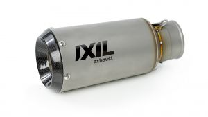IXIL RC RVS uitlaat KTM 125/390, 17-, RC 125/390, 17-