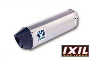 IXIL uitlaat HEXovaal XTREM Evolution, ER 6 N/F, 12-15, Versys 650, 15-16