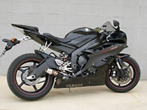 IXIL uitlaat CONICAL XTREM, YZF R 6, 06-