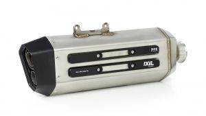 IXIL MXT RVS uitlaat Yamaha Tenere 700 XTZ 690