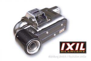 IXIL SX1 volledig systeem KAWASAKI Z 650/650 Ninja, 17- (Euro4)