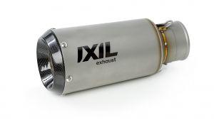 IXIL RC RVS uitlaat Kawasaki Z 400 / Ninja 400, 18-19
