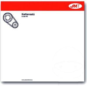 Kettingset JMT Goudkleurig, Open, 530X2 , 110 schakels