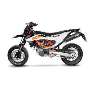 Leovince Bochtenset Uitlaatbochtenset KTM 690 ENDURO R 2019 2020