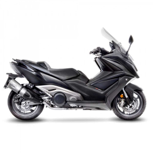 Leovince Volledig systeem FACTORY S KYMCO AK550 ABS 2017 2020