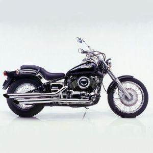 Leovince Slip-On K02 YAMAHA XVS 650 DRAG STAR 1997 2003