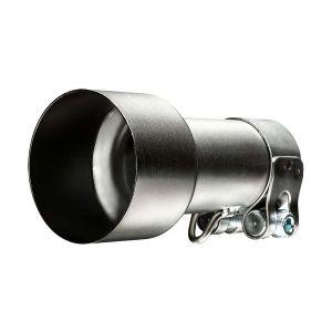Leovince Verloopstuk Uitlaat verloopstuk universeel 34,92-54mm