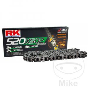 Losse motorketting 520 (5/8 x 1/4) per 2 schakels RK 520 XSO2 (RX-Ring)