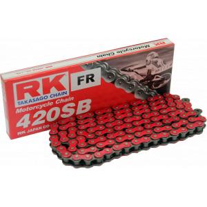 Losse motorketting 420 (1/2 x 1/4) per 2 schakels RK 420 SB RT