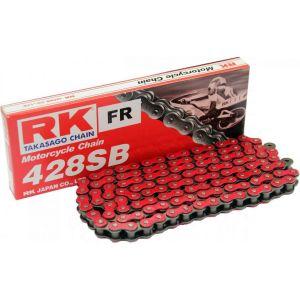 Losse motorketting 428 (1/2 x 5/16) per 2 schakels RK 428 SB RT