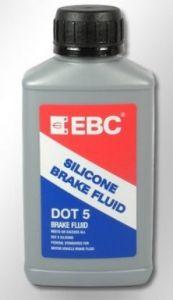 EBC remvloeistof DOT5 0,25 ltr