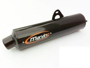 Marving uitlaat Staal voor Honda CBR 900 RR Fireblade