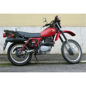 Marving uitlaat Staal voor Honda XL 500