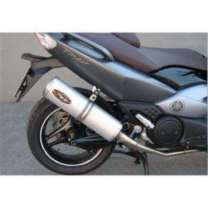 Marving uitlaat Aluminium voor Yamaha T-max 500