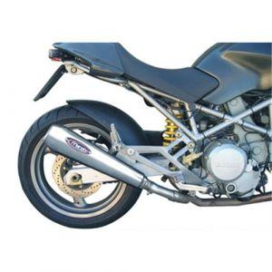Marving uitlaat RVS voor Ducati Monster S4 /R/RS