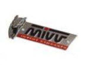 MIVV bol logo plaatje 79x22 mm