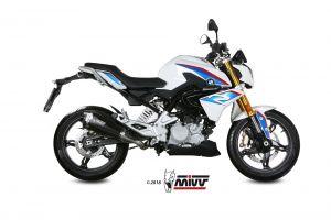 MIVV Volledig systeem DELTA RACE RVS BMW G 310 R 2018 >