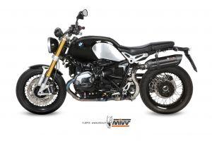 MIVV Slip-On SUONO RVS BMW R NINE T 2014 >