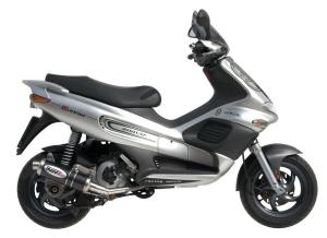 MIVV Slip-On GP Carbon GILERA RUNNER 200 2003-2004