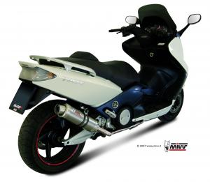 MIVV Volledig systeem GP Titanium YAMAHA T-MAX 500 2001-2007