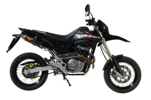 MIVV Slip-On GP Carbon HONDA FMX 650 2005-2006