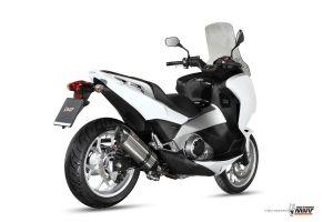 MIVV Slip-On SUONO RVS HONDA INTEGRA 700 2012-2013