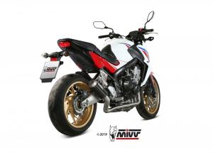 MIVV Volledig systeem MK3 Carbon HONDA CB 650 F 2014-2018