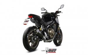 MIVV Volledig systeem DELTA RACE RVS HONDA CBR 650 R 2019 >