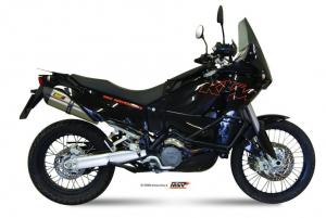 MIVV Bolt-On SUONO RVS KTM LC8 950 ADVENTURE 2003-2005