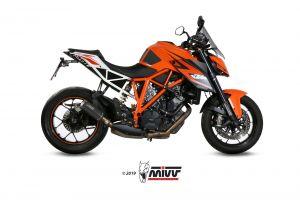 MIVV Slip-On MK3 Carbon KTM 1290 SUPERDUKE 2014-2019