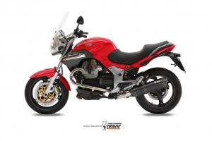 MIVV Slip-On SUONO RVS MOTO GUZZI BREVA 1100 2005-2011
