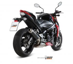 MIVV Slip-On GP Carbon SUZUKI GSX-S 1000 / 1000 F 2015 >