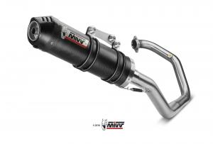 MIVV Volledig systeem OVAL Carbon KTM 690 SM 2007-2012