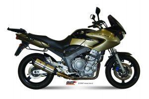 MIVV Slip-On SUONO RVS YAMAHA TDM 900 2002-2014
