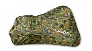 Motorhoes Highsider Camouflage maat XL