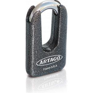 Hangslot kettingwielslot beugelslot Artago 15mm ART 5 sterren