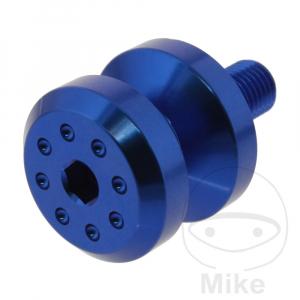Bobbins M10x1.25 Blauw 1 stuks
