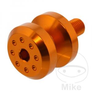 Bobbins M10x1.25 Oranje 1 stuks